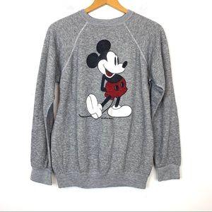 Sweaters - Mickey Mouse Walt Disney Sweatshirt Long Sleeve